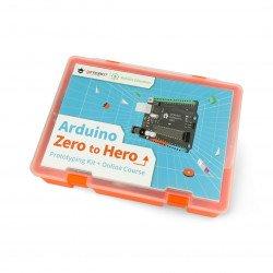 DFRobot Gravity - Arduino kit od nuly k hrdinovi