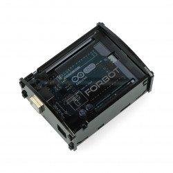 FORBOT - pouzdro z plexiskla pro Arduino UNO