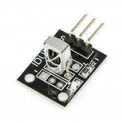 Modul infračerveného přijímače KY-022 - 38 kHz