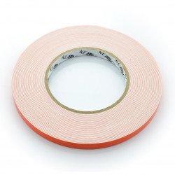 Oboustranná pěnová páska 10 mm x 10 m