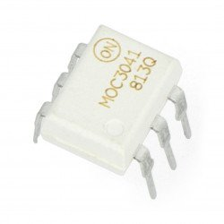 Optotriak MOC3041 400V / 1A - THT