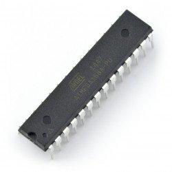 Mikrokontrolér AVR - ATmega168P-PU DIP