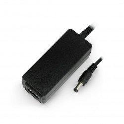 MW Power EA 10202D1 impulsní napájecí zdroj 12V / 2A - zástrčka DC 5,5 / 2,1 mm