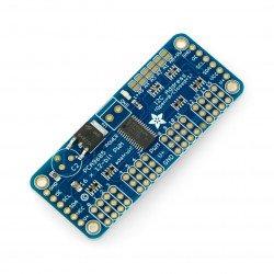 PCA9685 - 16kanálový 12bitový servopohon PWM I2C -