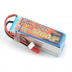 LiPol Gens Ace 5200mAh 10C 3S 11,1V