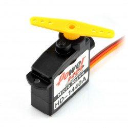 Servo PowerHD HD-1440A - mikro