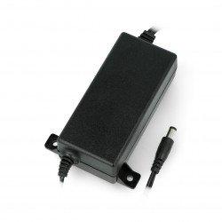 MW Power Spínaný napájecí zdroj EBD2412 12V / 2A - zástrčka DC 5,5 / 2,1 mm