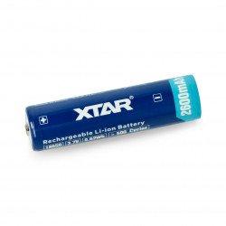 Baterie XTAR 18650 - 2 600 mAh