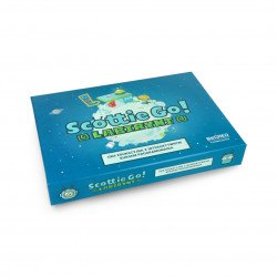 Scottie Go! Labyrinth - multimediální vzdělávací hra + aplikace pro Android / iOS / Windows