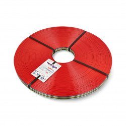 Plochý kabel TLWY - 12x0,22mm² / AWG 24 - vícebarevný - 50m