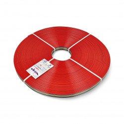 Plochý kabel TLWY - 10x0,50mm² / AWG 20 - vícebarevný - 50m