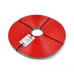 Plochý kabel TLWY - 12x0,50mm² / AWG 20 - vícebarevný - 50m