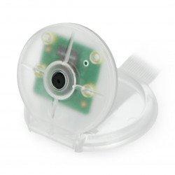 Pouzdro pro kameru Raspberry Pi - RPI-CAM.0 transparentní