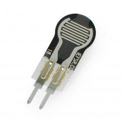 Snímač tlakové síly, kulatý 5 mm (0,25 '') - krátký konektor -