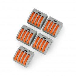 Elektrická kostka WAGO 4pin 32A / 400V