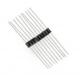 Usměrňovací dioda 1N4007 1A / 1000V - 10ks.