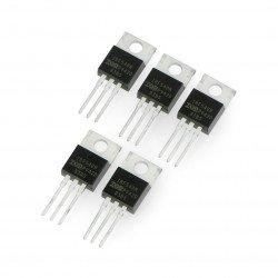 N-MOSFET IRF540N - THT