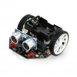 DFRobot Micro: Platforma robotů Maqueen pro Micro: bit