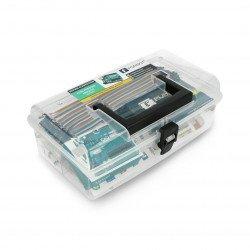 Základy Arduina - sada prvků s Arduino Uno + bezplatný ON-LINE kurz