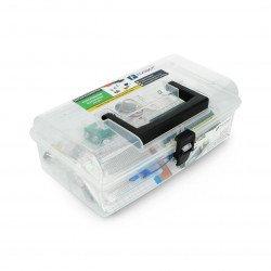 FORBOT - základní kurz elektroniky + gadgety a Box (verze PLUS)
