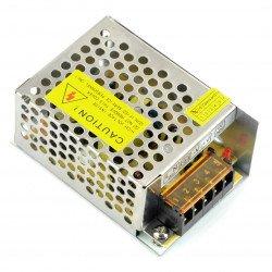 Průmyslový impulsní napájecí zdroj pro LED pásky a pásky 12V / 2,1A / 25W
