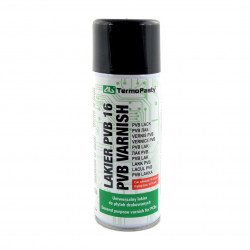 PCB lak PVB 16 - 400 ml sprej
