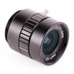 Objektiv s bajonetem PT361060M3MP12 CS - pro kameru Raspberry Pi
