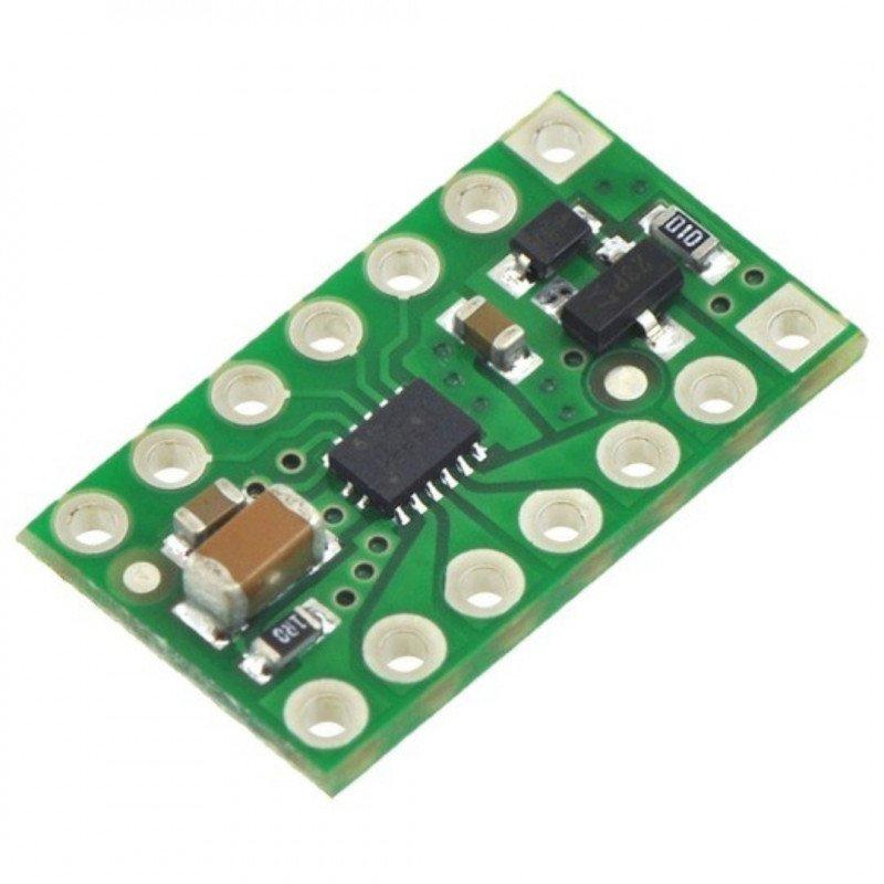 DRV8835 - Dvoukanálový budič motoru - modul