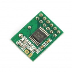 Rádiový modul - RFM12B-433D 433MHz - transceiver THT