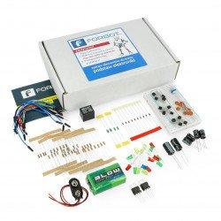 Základy elektroniky - sada prvků + bezplatný ON-LINE kurz