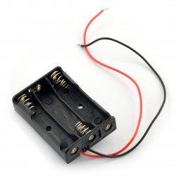 Koš na 3 baterie AAA (R3)