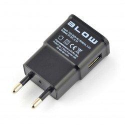 Blow USB 5V 2.1A napájecí zdroj s kabelem - Raspberry Pi
