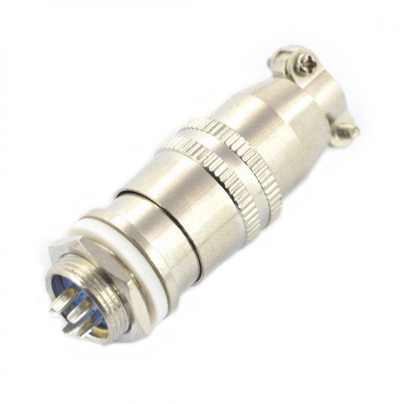 Průmyslový konektor ZP2 s rychlým konektorem - 5pinový
