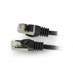 Lanberg Ethernet Patchcord FTP 5e 30m - černý