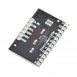 Dotykový modul I2C MPR121 - 12 tlačítek