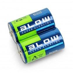 Baterie C / LR14 Blow Super Alkaline - 2ks
