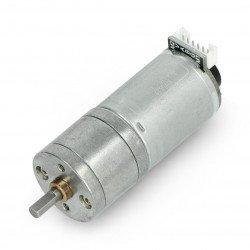 6V 100RPM 6,5 kg cm motor
