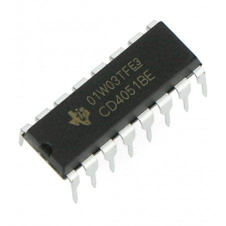 Analogový multiplexer CD4051