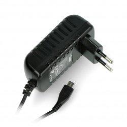MicroUSB AC adaptér Akyga AK-TB-06 5V / 2,5A