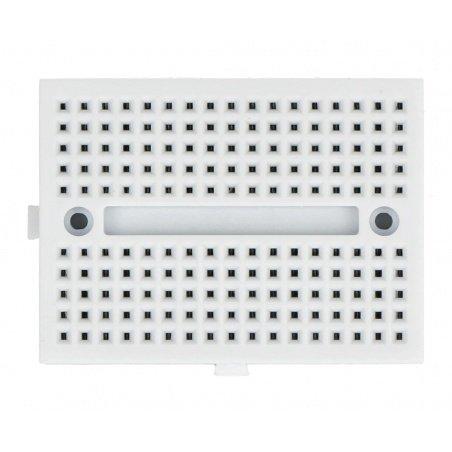Konzolová deska - 170 děr bílá