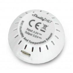 USB adaptér Shelly H&T - bílý