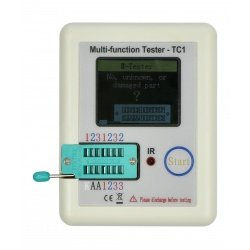 Zkoušečka tranzistoru LCR-TC1
