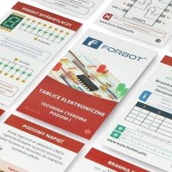 FORBOT - elektronické desky - kurz digitálních technologií