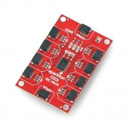 Qwiic Mux Breakout - 8kanálový modul s I2C multiplexerem -