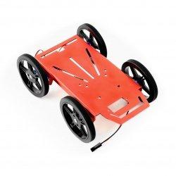 Feetech FT-MC-003-KIT 4WD čtyřkolový robotický podvozek