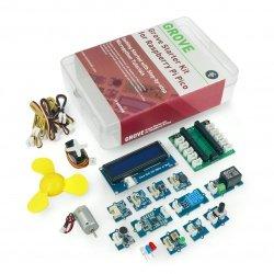 Grove Starter Kit for Raspberry Pi Pico - startovací sada