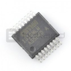 Magnetický kodér AS5040