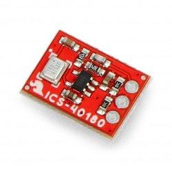 Analogový mikrofon MEMS - ICS-40180 - SparkFun BOB-18011
