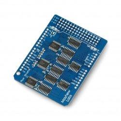 Expandér pinů Mux Shield II pro Arduino - SparkFun DEV-11723