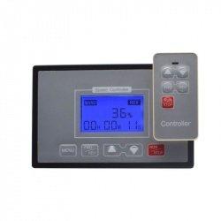STEROWNIK DO SIŁOWNIKÓW ELEKTRYCZNYCH 12-48VDC RC-LCD